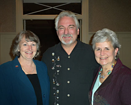 Dr. Ivan Misner, Two Grannies