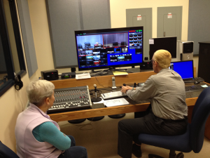 Community TV Studio Training