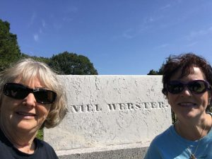 Daniel Webster's Grave