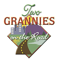 Two Grannies on the Road